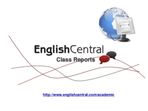 EnglishCentral Sample Reports